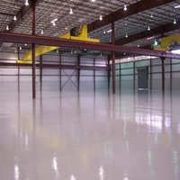 Epoxy Industrial Flooring