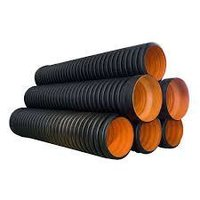 DWC Sewerage And Drainage Pipes (120/102 MM)