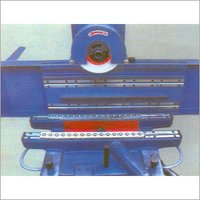 Ball Type Surface Grinder