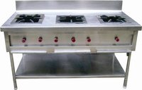 Commercial Gas Oven