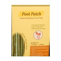 Detox Foot Patch Gold