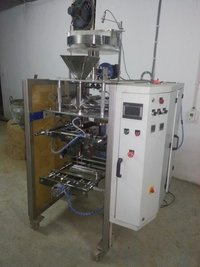 Collar Type Kurkure and Chips Packing Machine
