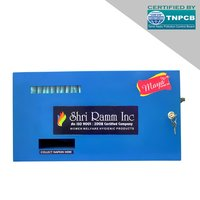 ID Card Mechanism Sanitary Napkin Vending Machine