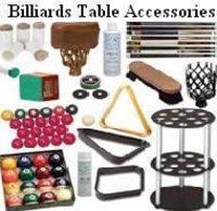 Billiards Table Accessories