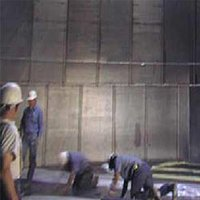 Rubber Lining in Nuclear Power Water Treatment