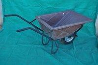 Single Type Wheeled Construction Trolley