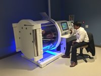 Monoplace-3 Ata Hyperbaric Oxygen Chamber (Fda)