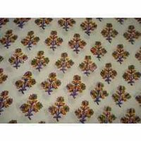 Attractive Hand Block Printed Fabric