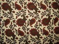 Bagru Kalamkari Printed Fabric
