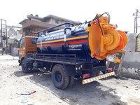 Sewer Suction Machine cum Jetting Machine