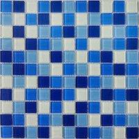 Glass Mosaic Random Mix Tiles