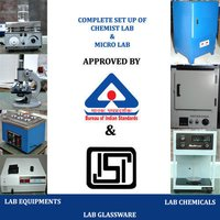 Installation Service Of Laboratory For Packaged Drinking Water Plant