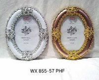 WX 855-57 Plastic Photo Frames