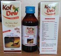 Kof Dew Cough Syrup