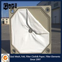 Gezi PE Filter Cloth For Press Filter