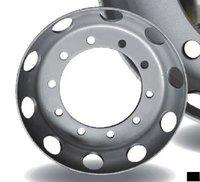 Truck Wheel Spoke