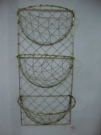 Metal Wire Vegetable Baskets