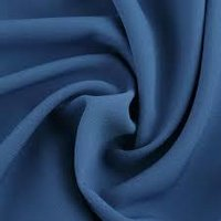 100% Polyster Crepe Dyed Fabric