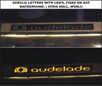 Acrylic Letter with LED
