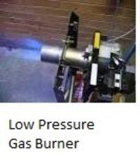 Low Pressure Gas Burner