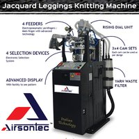 Jacquard Leggings Knitting Machine
