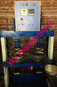 Paper Plate Making Machines