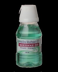 Chlorhexidine Mouthwash IP/BP