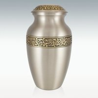 Nature Brass Cremation Urn