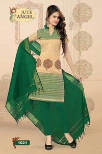 Jute Angel Ladies Salwar Suit