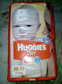 Soft Huggies Dry Baby Diapers