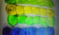 HDPE Monofilament Yarn In Cone