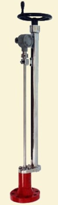 Insertion Turbine Flowmeter
