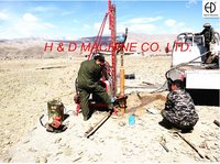 Portable Geological Survey Coring Drilling Rig
