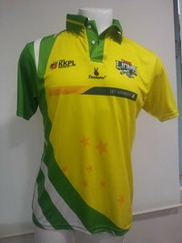 Color Cricket Uniform