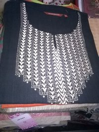 Kantha Stitch Cotton Kurtis