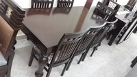 Dining Table And Chair Set (6 Person)