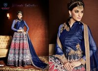 Auras Premium Party Wear Cotton Sarees