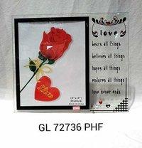 GL 72736 Glass Photo Frames