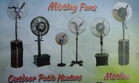 Reliable Misting Fans