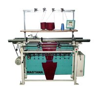 Computerized Leggings Knitting Machine