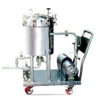 Sparkler Filter For Chemical Industry