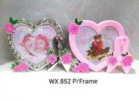 Plastic Fancy Photo Frames (WX 852)