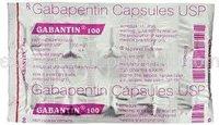Gabapentin Capsules