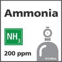 Ammonia Gas