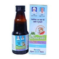 Ayurvedic Grincuff Cough Syrup