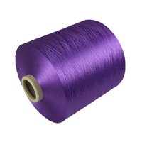 100% Polyester Yarn DTY FDY POY 75D-600D