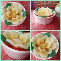 Melamine Lotus Flower Candles