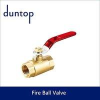 Full Size Brass Ball Valves