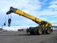 Hydraulic Cranes