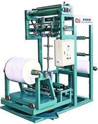 High Performance Gusseting Machine